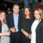 Mayo Manager James Horan is pictured again, this time with Elaine