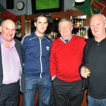 Also supporting the Mayo GAA Supporters London launch were Tommy